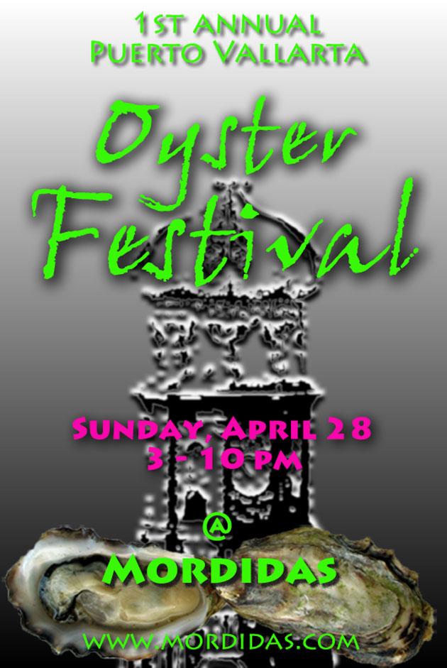 Puerto Vallarta Oyster Festival