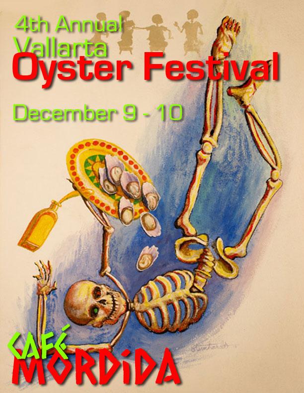 Vallarta Oystere Festival